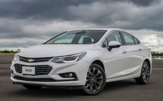 Новый Chevrolet Cruze получит другой салон