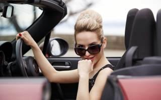 ТОП 10 автомобилей, украшающих женщин