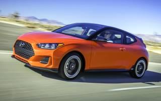 Обзор Hyundai Veloster 2018