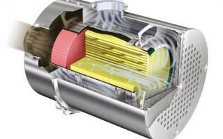 Что такое сажевый фильтр и для чего он нужен