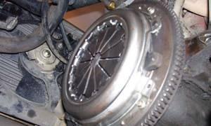 Ремонт сцепления на автомобиле ВАЗ