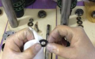 Как отремонтировать амортизаторы автомобиля