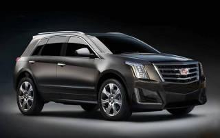 Новый кроссовер Cadillac XT3