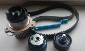 Замена ремня грм лада приора 16 клапанов