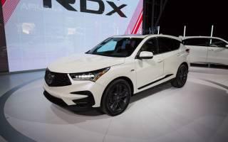 Дебют нового кроссовера Acura RDX 2019