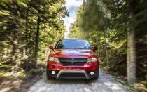 Обзор Dodge Journey 2018