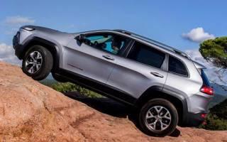 Обзор Jeep Cherokee 2018