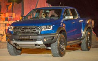 Обзор Ford Ranger Raptor 2019