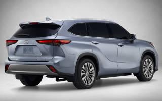 Преимущества и недостатки нового Toyota Highlander IV 2017
