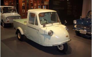 Самые интересные моменты истории бренда Daihatsu