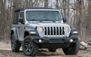 Цена Jeep Wrangler 2019 в России