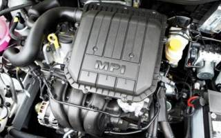 Особенности двигателей MPI