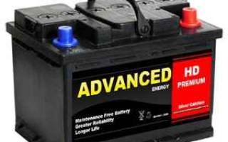 Как снять аккумулятор с рено сандеро