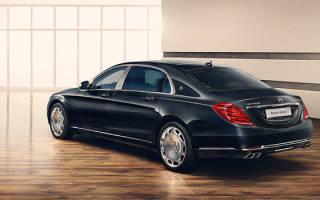 Рублевая цена нового Mercedes