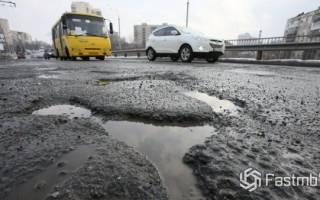 Кто и как ремонтирует региональные дороги в Украине