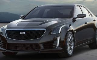 Обзор Cadillac XTS 2018