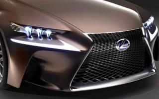 Новое поколение Lexus LS 2018, рублевая цена и характеристики