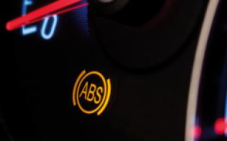 Как устроена антиблокировочная система ABS
