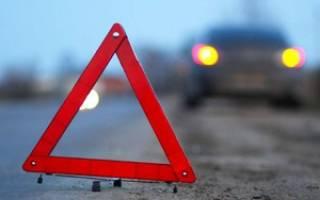Лишение прав за скрытие с места ДТП