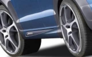 Как защитить колесные арки