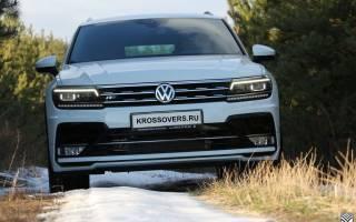 Сборку нового VW Tiguan могут начать на территории РФ