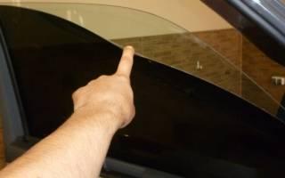 Съемная тонировка для автомобиля