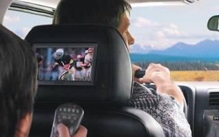 Выбираем автомобильный телевизор