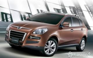Кроссовер Luxgen7 SUV