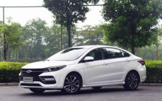 Представлен новый седан Chery Arrizo GX